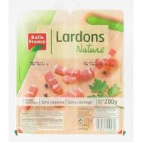 LARDONS NATURE 2X100G  BF