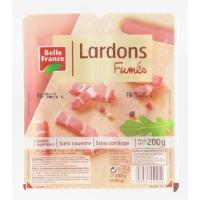 LARDONS FUMES 2X100G   BF
