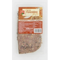 CONFIT FORESTIER 180G  BF