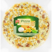 PIZZA 4 FROMAGES 450G  BF