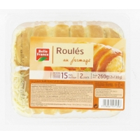 ROULES FROMAGE 2X130G  BF