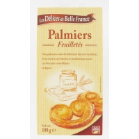 PALMIERS PATISS.DELICE BF