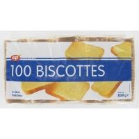 BISCOTTE.100TR. 830G. EP*