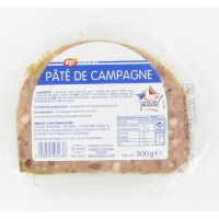 PATE CAMPAGNE 300GR   EP*