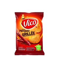 CHIPS GRILL.MERGUEZ  VICO