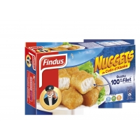 NUGGETS POISSON 300FINDUS