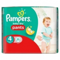PAMPERS EASY UP MAXI X23