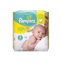 PAMP.NEW-BABY 2/5KG X22