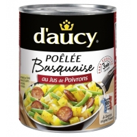1X2POELEE BASQUAISE DAUCY