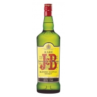 WHISKY J&B 1L 40%VOL