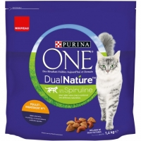 CROQ.CHAT1,4KG ONE POULET