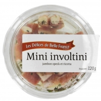 INVOLTINI 120G DELICES BF