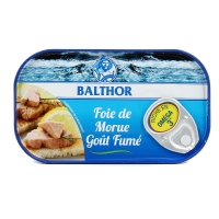 FOIE MORUE BTE 123G BALTH