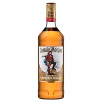 RUM CAPTAIN MORGAN 1L