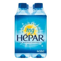PACK 4X50CL HEPAR PET