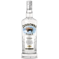VODKA BIALA ZUBROWKA 70CL