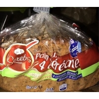 PAIN 4 CEREALES 500G SERE