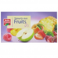 Y.FRUITS 0%PANACH.X4 BF