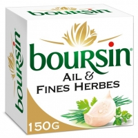 BOURSIN AIL F.HERBES 150G