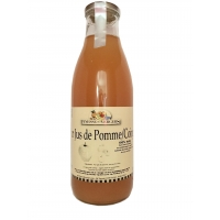 F DES VERGERS PJ POMME/COING 100%