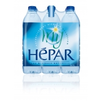 PACK 6X1LITRE HEPAR #MP85