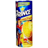 PRINCE CHOCO BLANC300G.LU