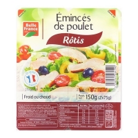 EMINCE POULET 2X75G    BF