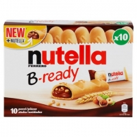 P10 B-READY 220G. NUTELLA