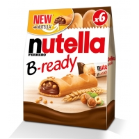 P6BISC.B-READY132 NUTELLA