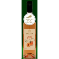 CREME PECHE PAGES 15° 70CL