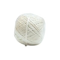 FICELLE LIN BLANCHIE 100GR