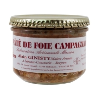 PATE FOIE CAMPAG.GINISTY 190GR
