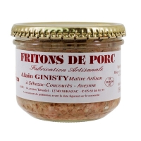 FRITONS PORC GINESTY 190GR