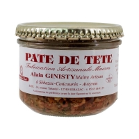 PATE TETE GINISTY 190GR