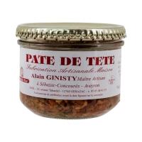 PATE TETE GINESTY 190GR