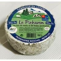 LE PICHARON vache 78% brebis 20% BLEU FIN 400GR
