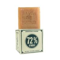 SAVON MARSEILLE 400G 72% HUILE OLIVE