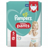 PAMPERS PANTS 12/18 X22T5