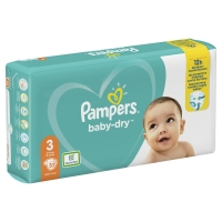 GEANT PAMPERS 6/10 X52 T3
