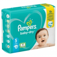GEANT PAMPERS 11/16 X40T5