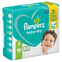 GEANT PAMPERS 13/27 X34T6