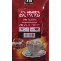 CAFE ML 50A/50R SAXO 1KG