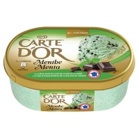 GLACE MENTHE 1L. CARTE OR