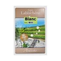 C. LABLACHERE VIN PAYS BLANC BIB 5L