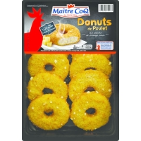 DONUTS POULET FROM.800 MC