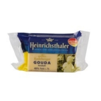 GOUDA PORTION 250G HEINRI