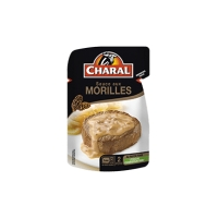 SAUCE MORILLE 120G CHARAL