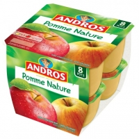 COMP.POMME 8X100G. ANDROS