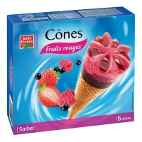 CONE SORB.FRTS RGES X6 BF