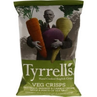 S150CHIPS LEGUMES TYRELLS